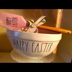 Rae Dunn Happy Easter Set